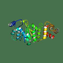 Molmil generated image of 3fut