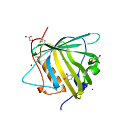 Molmil generated image of 3fw4