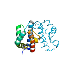 Molmil generated image of 3fxh