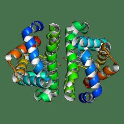Molmil generated image of 3g4u