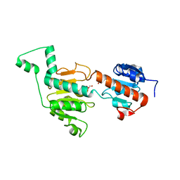 Molmil generated image of 3ga0