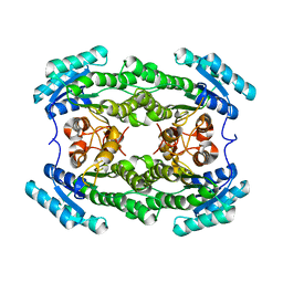 Molmil generated image of 3gaf