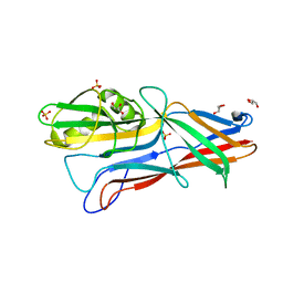 Molmil generated image of 3gea