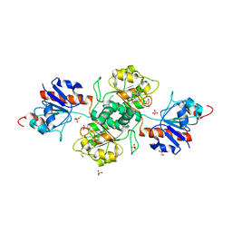 Molmil generated image of 3gg9