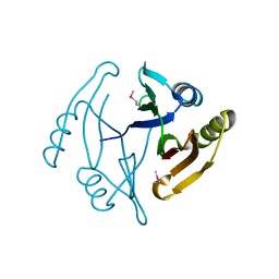 Molmil generated image of 3ghj