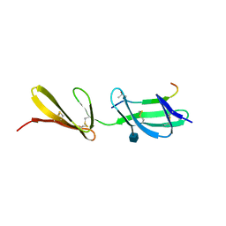 Molmil generated image of 3gxe