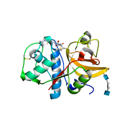 Molmil generated image of 3h7d