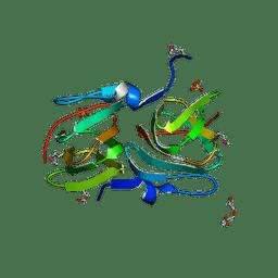 Molmil generated image of 3h8u