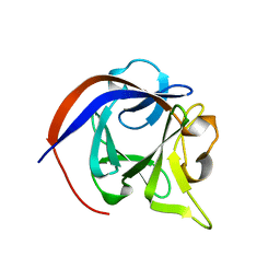 Molmil generated image of 3hbw