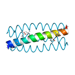 Molmil generated image of 3hev