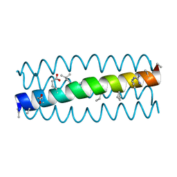 Molmil generated image of 3hew