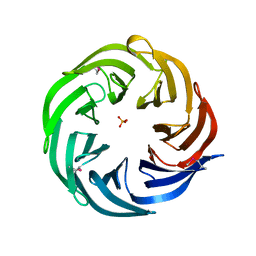 Molmil generated image of 3hfq