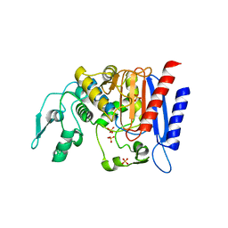 Molmil generated image of 3hlb