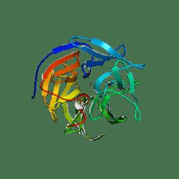 Molmil generated image of 3hli