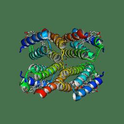 Molmil generated image of 3hni