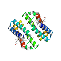 Molmil generated image of 3hnl
