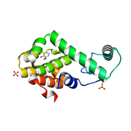 Molmil generated image of 3hu8
