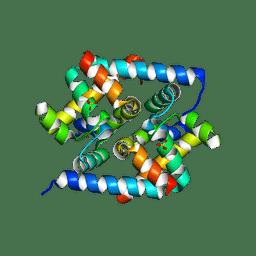Molmil generated image of 3hug