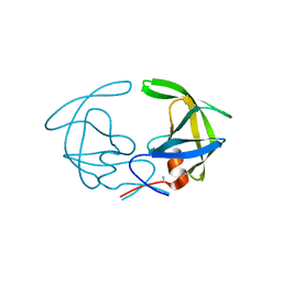 Molmil generated image of 3hvp