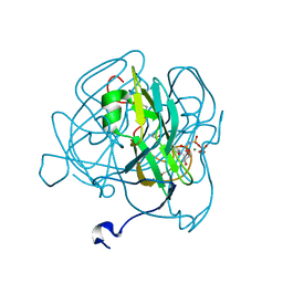 Molmil generated image of 3hza