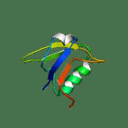 Molmil generated image of 3i1e