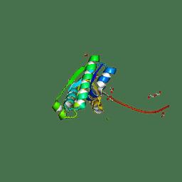 Molmil generated image of 3i8o