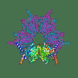 Molmil generated image of 3ib9