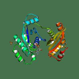 Molmil generated image of 3ieu