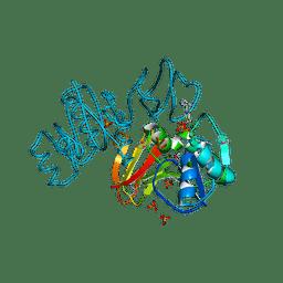 Molmil generated image of 3ihk