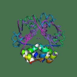 Molmil generated image of 3ilg