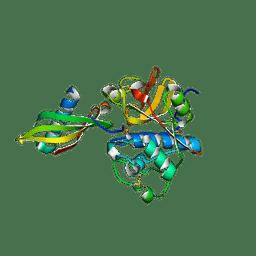 Molmil generated image of 3ima