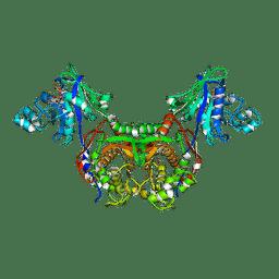 Molmil generated image of 3iro