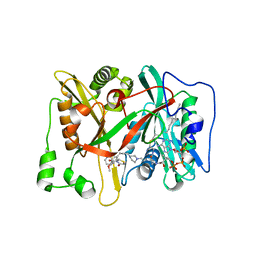 Molmil generated image of 3iu2