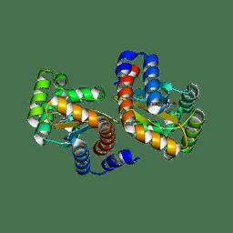 Molmil generated image of 3ix4