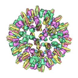 Molmil generated image of 3j8d