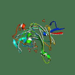 Molmil generated image of 3juu