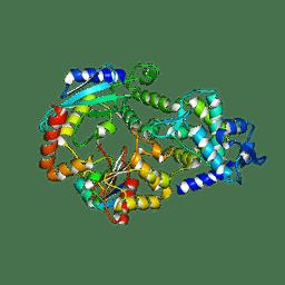Molmil generated image of 3jvz