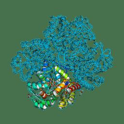 Molmil generated image of 3jwa