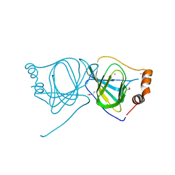 Molmil generated image of 3jzv