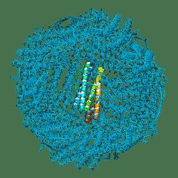 Molmil generated image of 3ka9
