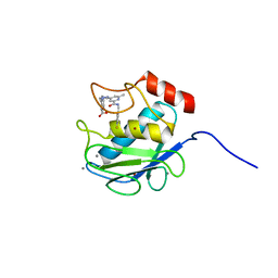 Molmil generated image of 3kek