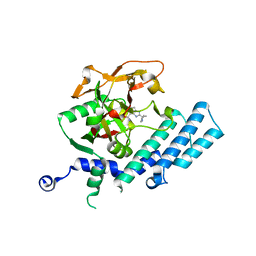 Molmil generated image of 3kjd