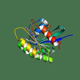 Molmil generated image of 3kko