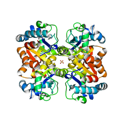 Molmil generated image of 3kl2
