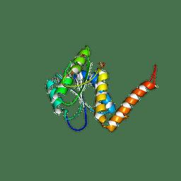 Molmil generated image of 3kuu