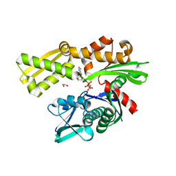 Molmil generated image of 3kvg