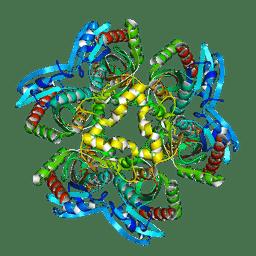 Molmil generated image of 3kvv
