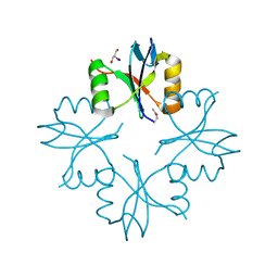 Molmil generated image of 3l9a