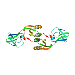 Molmil generated image of 3la0