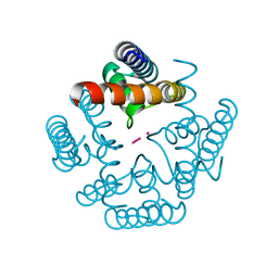 Molmil generated image of 3ldc